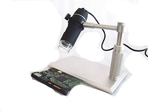 New Landing Aluminium Alloy Bracket USB 1000x Digital Microscope