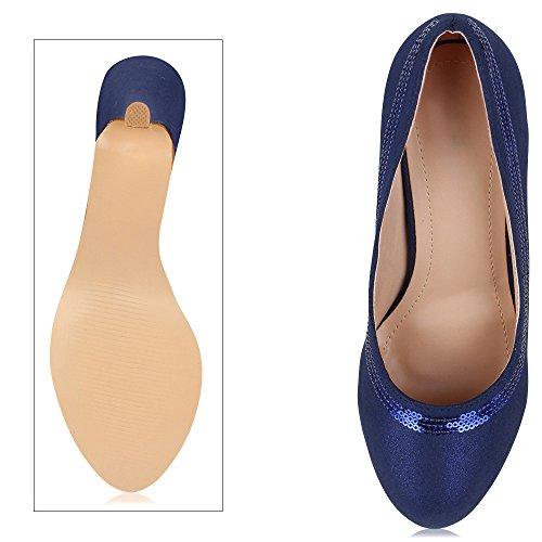 napoli-fashion - Cerrado Mujer Azul