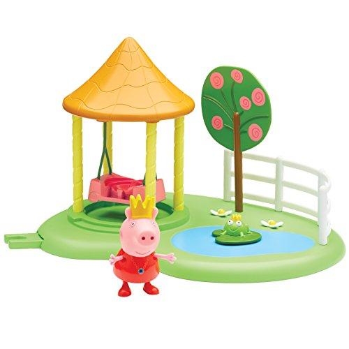Peppa Pig Princess Peppa's Garden Swing (Peppa Pig Garden Games)