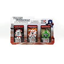 Transformers Collectible Figurines & 3D Puzzle collector cards - Ratchet