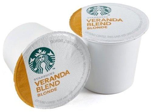 Starbucks Veranda Blend Coffee K-Cups