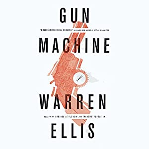 Gun Machine Audiobook