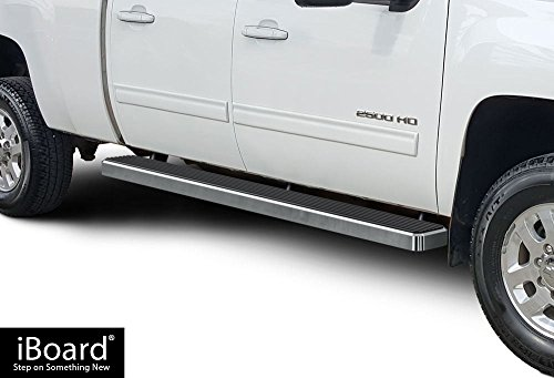 2015 chevy 3500 running boards - 1
