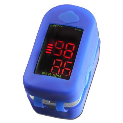 Oxymetre saturometre MEKA 300C - Fahrenheit Médical