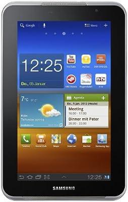 Samsung Galaxy Tab 7.0 Plus N - Tablet Android (pantalla táctil de ...