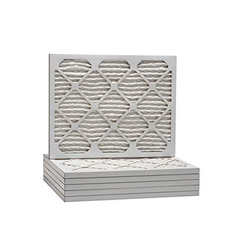 Tier1 22x24x1 Merv 11 Premium Air Filter/Furnace Filter 6 Pack