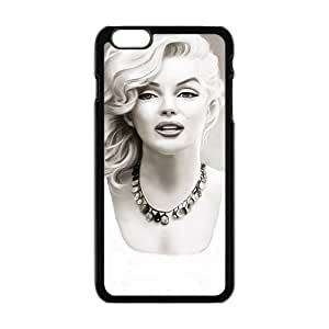 DAHAOC Marilyn Monroe Phone Case for Iphone 6 Plus