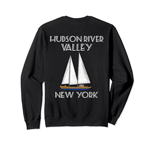 Sailing Hudson River Valley New York Sweatshirt