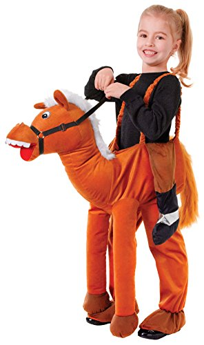 Children's Step In Horse Costume -
