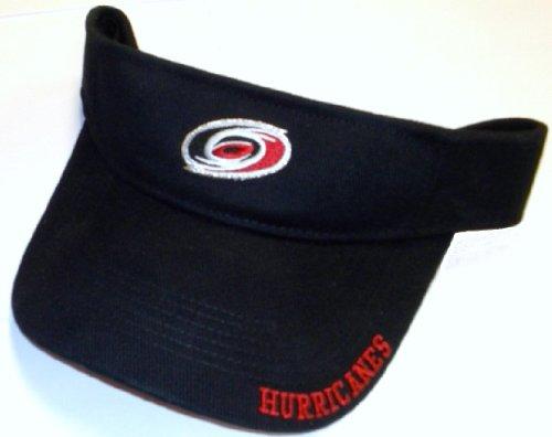 fan products of Carolina Hurricanes Basic Logo NHL Visor - Osfa