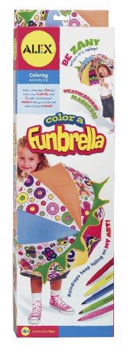 ALEX Toys Craft Color a Funbrella