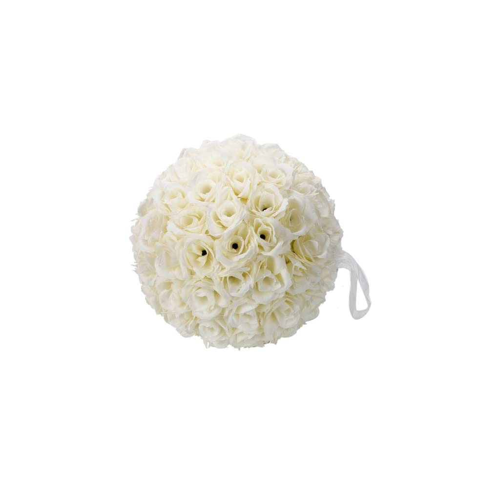 984-Inch-Rose-Pomander-Flower-Balls-for-Wedding-Centerpieces-Decorations-Multicolour-Ivory-White