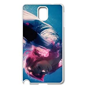 C-EUR Customized Print Demi Lovato Hard Skin Case Compatible For Samsung Galaxy Note 3 N9000
