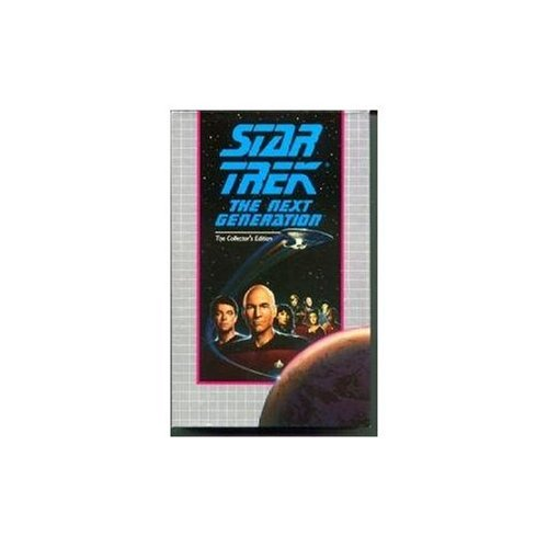 - Star Trek The Next Generation Collector's Edition VHS: Pen Pals & Q Who