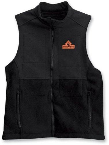 Hyper Kewl Techniche Ultra Air-Activated Heating Vest , Size: Md, Distinct Name: Black, Gender: Mens/Unisex, Primary Color: (Air Activated Heating Vest)