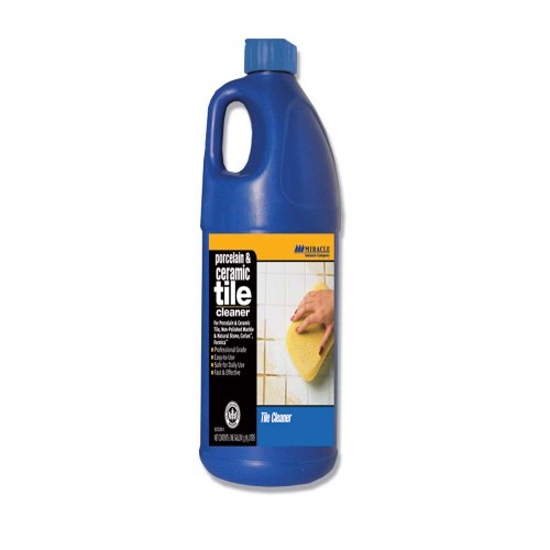 Miracle Sealants PCTC QT SG Porcelain and Ceramic Tile Cleaner, Quart by Miracle Sealants