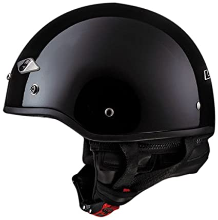 Amazon.com: LS2 Helmets HH568 Half Helmet (Matte Black, Large): Automotive