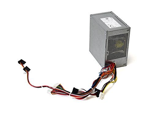 FOR DELL 300 Watt Compatible Power Supply Replacement Inspiron 518 519 530 531 537 540 541 545 546 560 570 580 620 660 3000 3847 and More 5W52M 57KJR 5DDV0 6R89K 84J9Y 949H1 CD4GP DG1R8 56DXG CF5W6