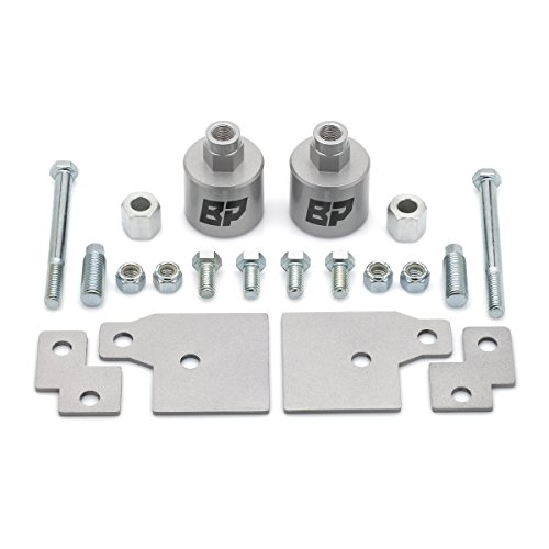 T6 Leveling Billet Kit - BlackPath - Fits Polaris 2