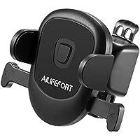 Ailifefort Air Vent Car Holder with 360 Degree Rotation (Black)