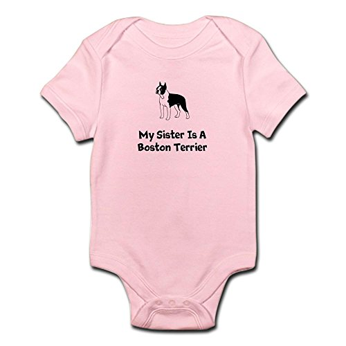 CafePress Sister Boston Terrier Bodysuit