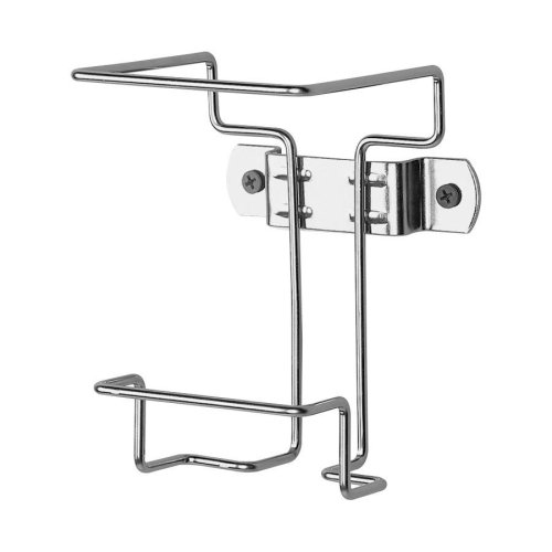 Wholesale CASE of 10 - Unimed Coated Nonlocking Wall/Cart Bracket-Non-Locking Wall Container Bracket, 1 Qt. , -