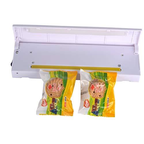 WarmHome Conveniente Máquina termoselladora de Bolsas de ...