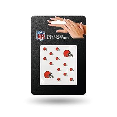 NFL Nail Tattoos
