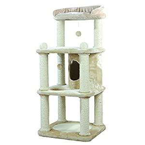 TRIXIE Pet Products Belinda Cat Tree House