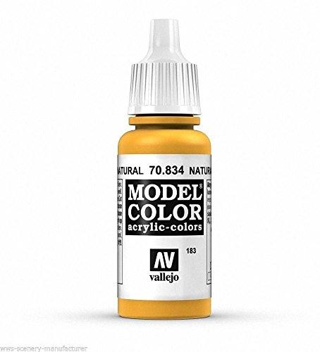 WWG Vallejo Paint Model Color Natural Woodgrain 70.834 - Wargame Miniature Figure Painting Modelling