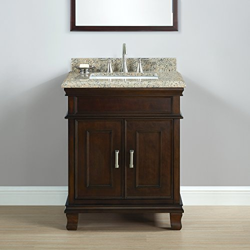 Mission Double Vanity - Mission Hills 28