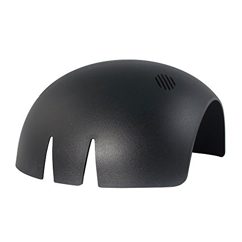 (ERB Safety Products 19404 Create a Cap Shell without Foam Pad, Size: 6 1/2 - 8, Black)