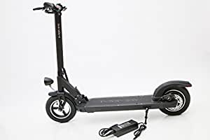 Momas Electric Scooter, Black