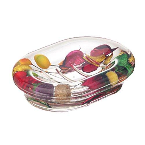 Crystal Soap Dish - 9