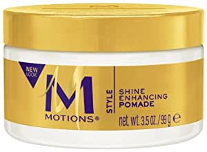 Motions  Pomade, Shine Enhancing 3.5 oz , (Pack of 6)