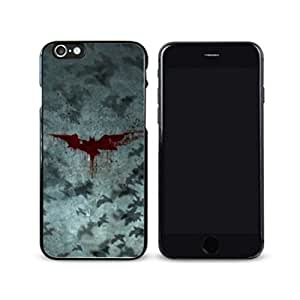 SuperHero Batman image Custom iPhone 6 - 4.7 Inch Individualized Hard Case