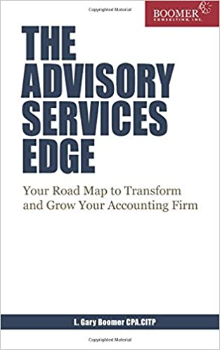 Book The Advisory Services Edge: Your Road Map to Transform and Grow Your Accounting Firm