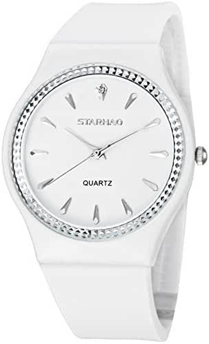 New girl little fashion watches/Waterproof and simple quartz watch-A