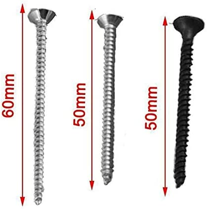 Expansion Screw Aircraft Expansion Bolt Plastic Expansion Sleeve Aircraft Anchor Gypsum Board Hollow Brick Hollow Wall Expansion Screw Fixed Color : 03
