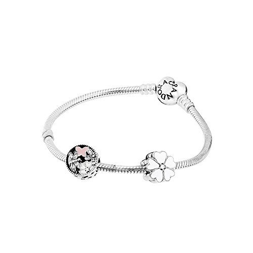 PANDORA Flowers from the Heart Bracelet Gift SetUSB796019