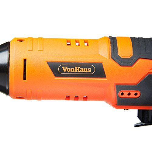 VonHaus Cordless Electric Ratchet Wrench Set with 12V Lithium-Ion Battery and Charger Kit 3/8'' Drive 15/145US by VonHaus (Image #7)
