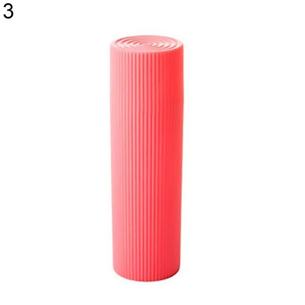 Pink888 Bo/îte de Rangement pour Brosse /à Dents Anti Bact/éries Bo/îte de Rangement Cylindre Voyage Baguettes rose