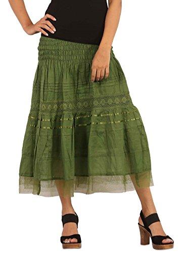2 in 1 dress skirt - 7