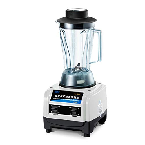 (Commercial Special Smoothie Conditioning Machine, Sj-S252 Ice Crusher/Juice Machine, 28000 Rpm High Horsepower, Two-Stage Switch)