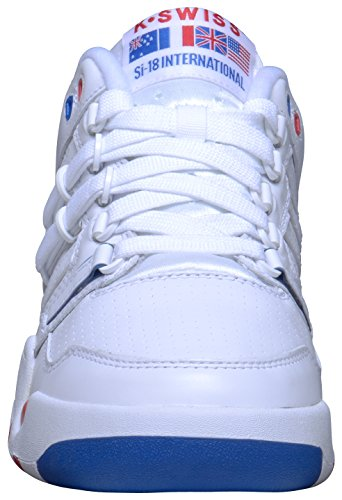 K-Swiss SI Intl OG 18-Unisexe-Chaussures Blanc