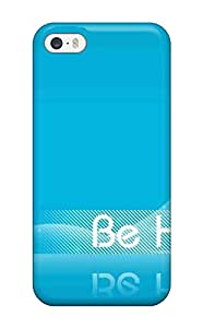 Hot New Happy Blue Case Cover For Iphone 5/5s With Perfect Design