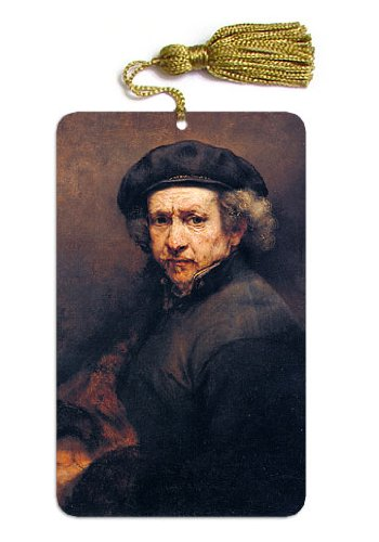 Rembrandt van Rijn Self Portrait Bookmark