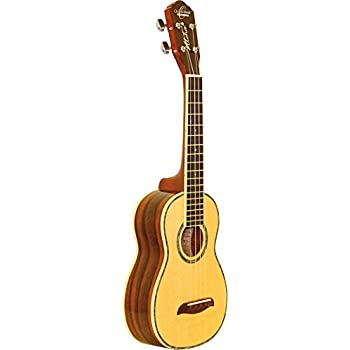 amazon com oscar schmidt by washburn ou3 concert ukulele musical