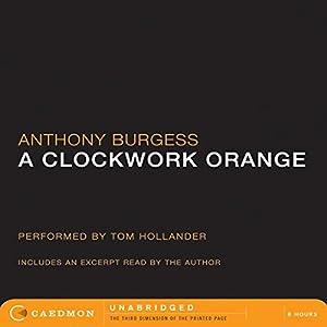 A Clockwork Orange Audiobook