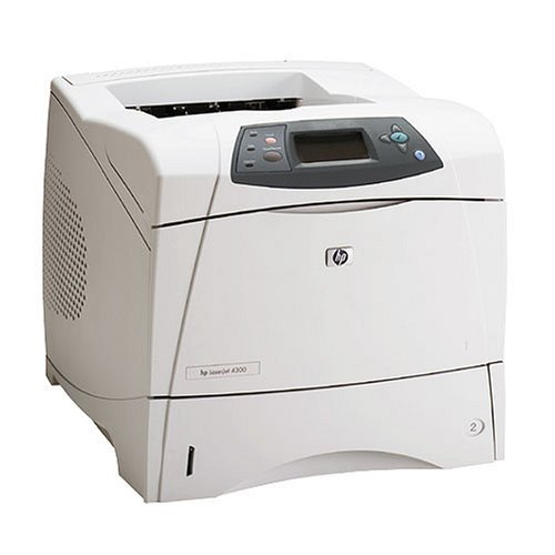 HP LaserJet 4300 Monochrome Printer (Monochrome Plotter)